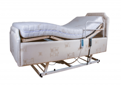 Beds - Options - Unilift with Royale Raised - 700x500