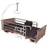 End Exit Electric Bed - With Hoist - 700x500