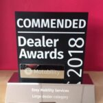 Mobility Shop dealer award