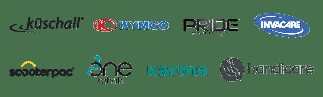 Brand Logos Colour