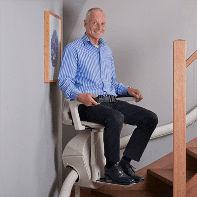 Handicare Van Gogh Curved Stairlift