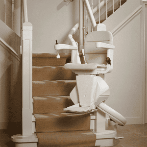 Handicare rembrandt Curved Stairlift