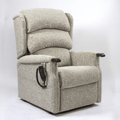 Primacare Denbigh Rise and Recliner Chair