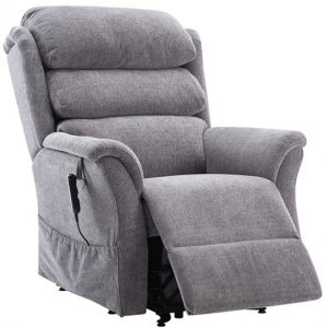 Electric Mobility Hamble Rise and Recliner Chair Legrest Out