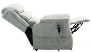 Electric Mobility Hamble Rise and Recliner Chair Tilted Back