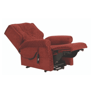 Rise and Recline Hampton Chair Tilted Back