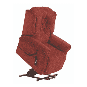Rise and Recline Hampton Chair Tilted Forward
