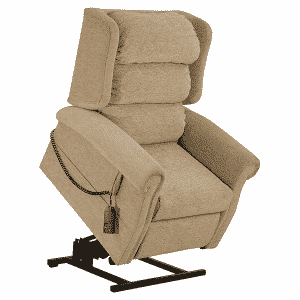 Rise and Recline Royal Chair Tilted Forward