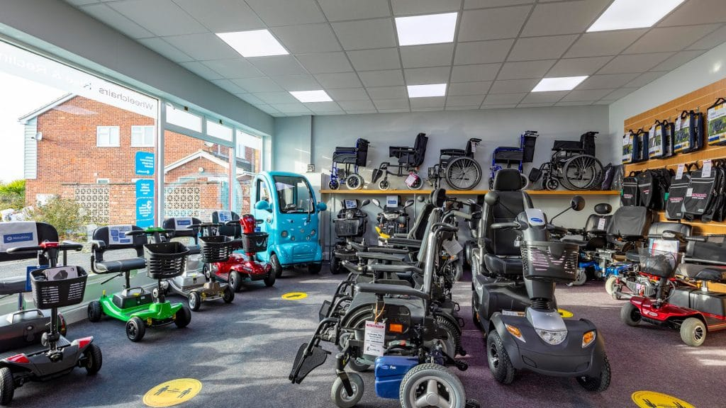 Easy Mobility Services Cressing Braintree Store - Wheelchairs & Scooters