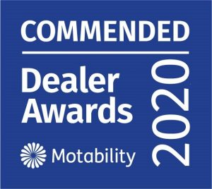 Mobility Scheme Large Category Dealer Award