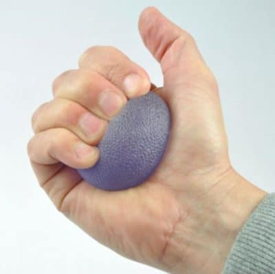 Hand Therapy Balls - Blue Soft