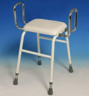 Perching Stool 4 in 1 (with arms)