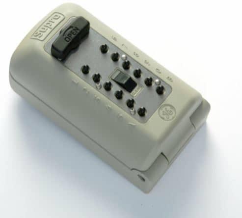 C500 Key Safe (closed)