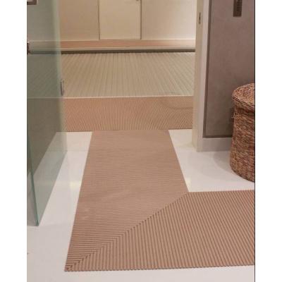 Wet room rubber mats